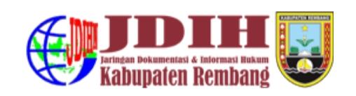 JDIH Kab.Rembang